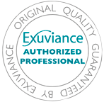 Exuviance Authorized Professional logo